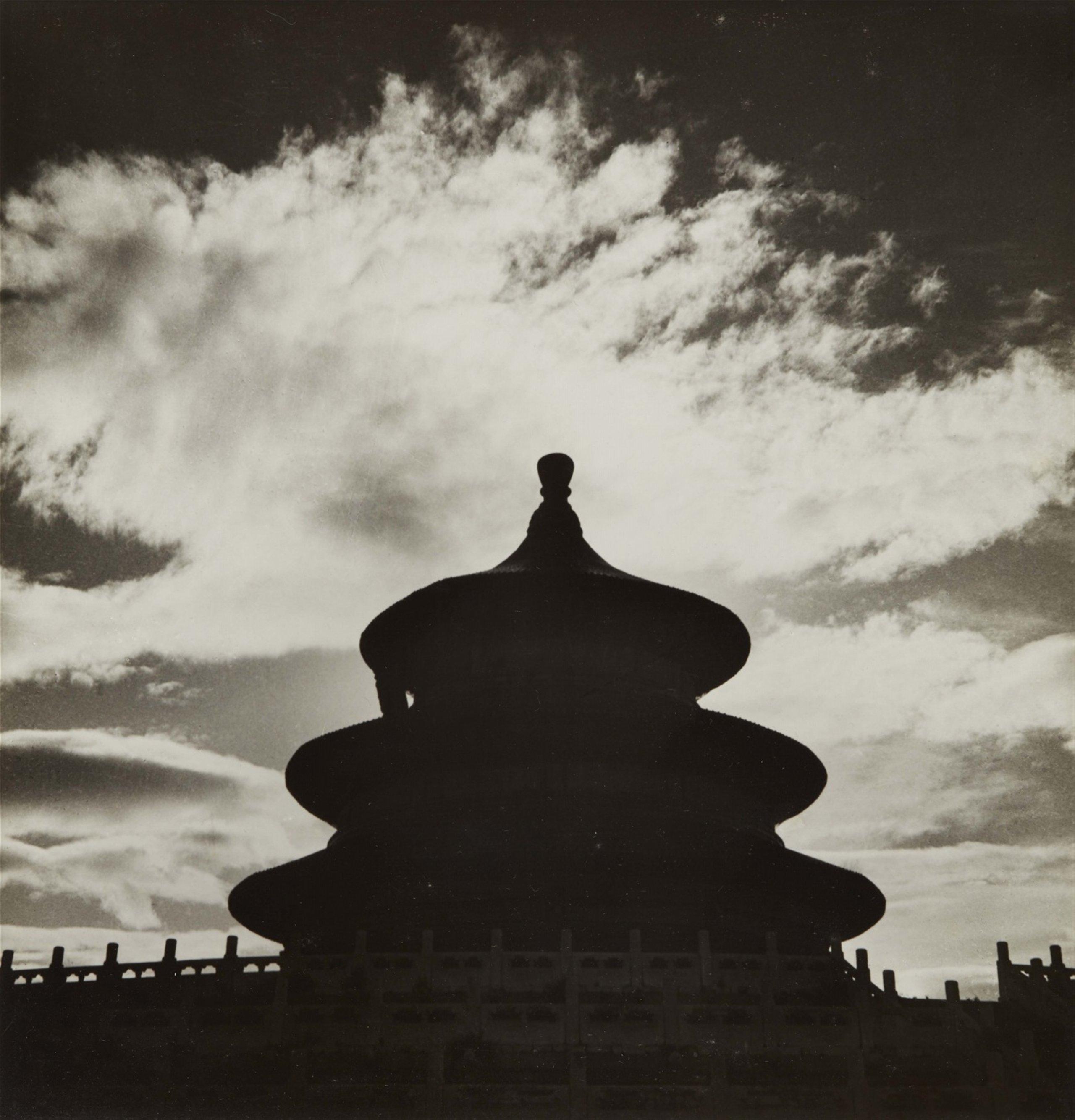 Hedda Hammer Morrison, China, 1933-46