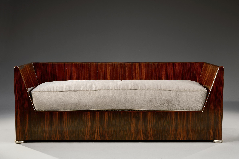 Sofa by Pierre Chareau (1883-1950)