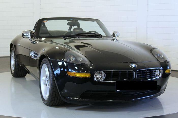 BMW - Z8 - 2000 Schätzpreis: 210.000-275.000 EUR