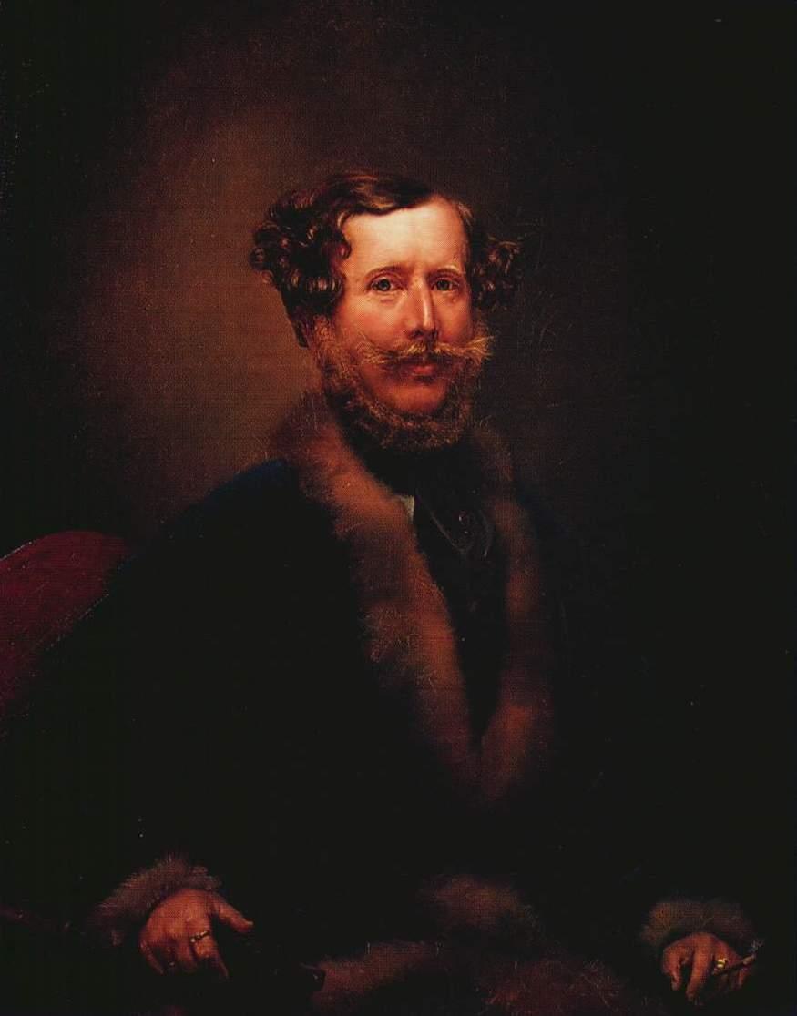 JOAHNENS CHRISTIAN DEIKER - Fürst Ferdinand von Solms-Braunfels, 1845