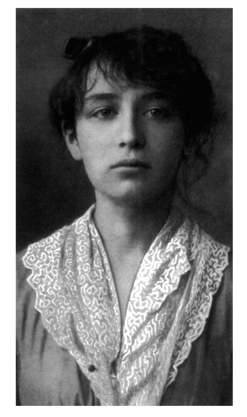 Camille Claudel (1864-1943) Foto: creatureandcreator.ca