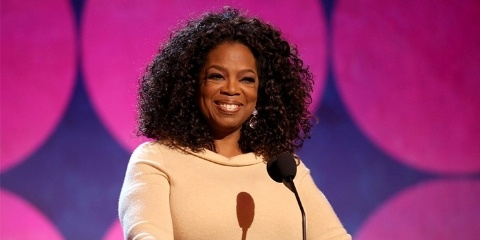 L'animatrice et productrice Oprah Winfrey Image: Getty Images