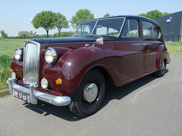 BMC, Vanden Plas Princess 4 liter, run 1961 Schätzpreis: 19.500-25.350 EUR