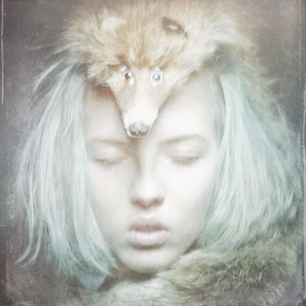 "Linda Nyboms ""The Fox"", Galleri Axel."