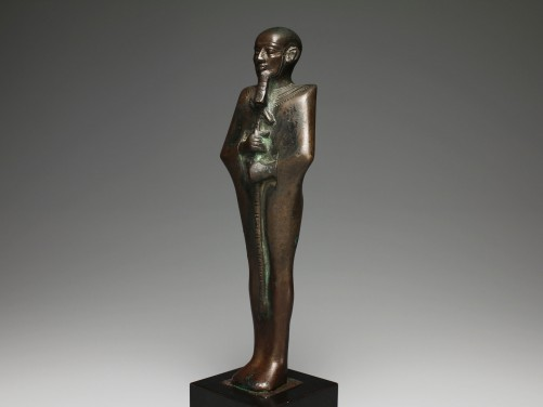 EGYPTIAN BRONZE PTAH LATE PERIOD, 30TH DYNASTY, 380-343 B.C. Fixed Price: $38,000. Photo via Medusa Ancient Art