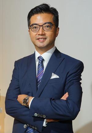Andy Hei, directeur de Fine Art Asia 2016