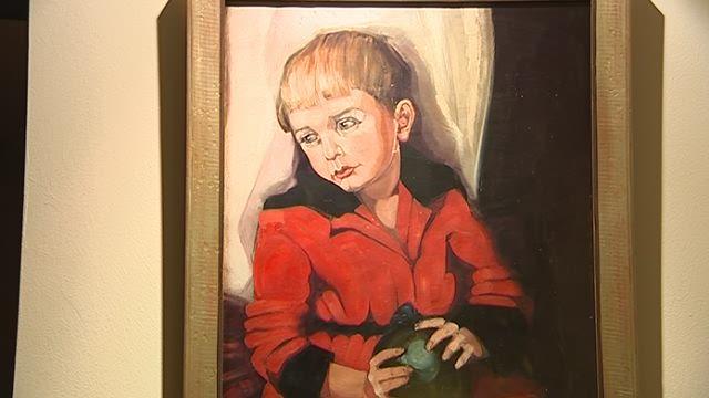 Willem de Kooning Portrait d'enfant (ca. 1920) Image via deredactie.be