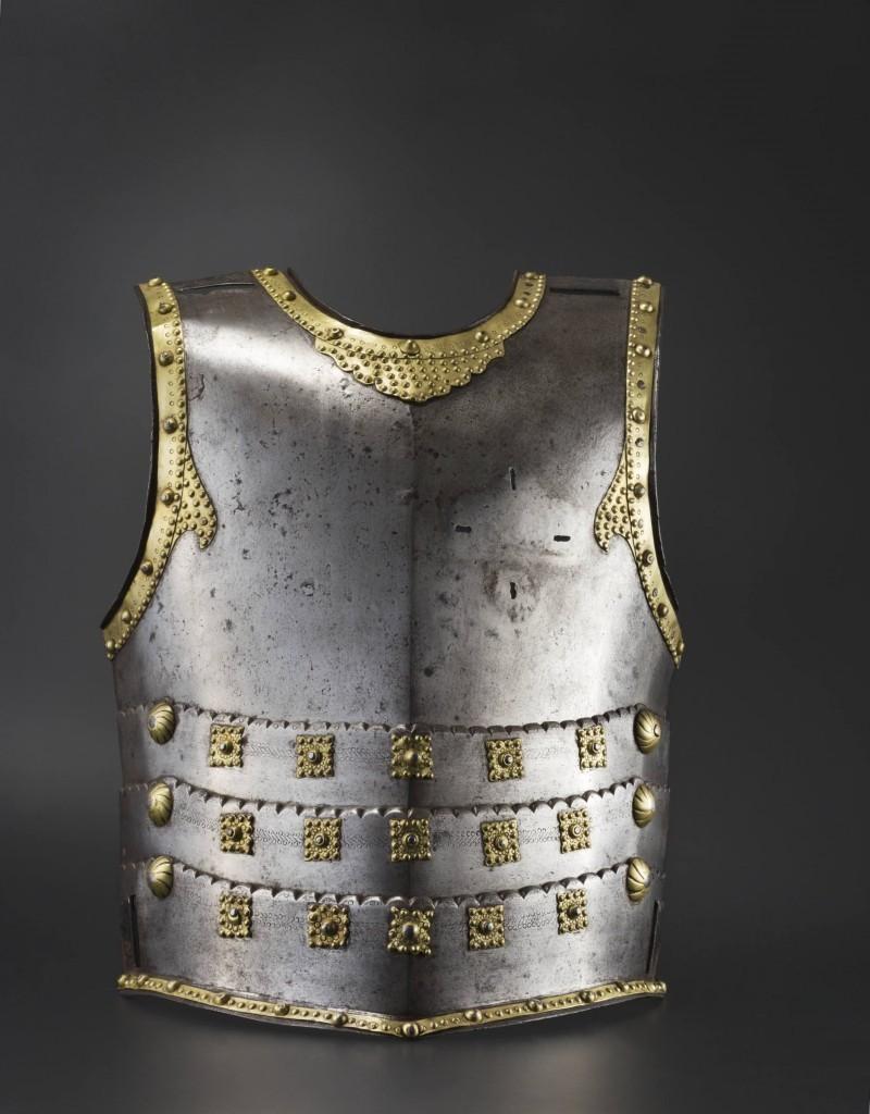 Une cuirasse Hussard polonaise, 17ème siècle Estimation: 15.000 EUR