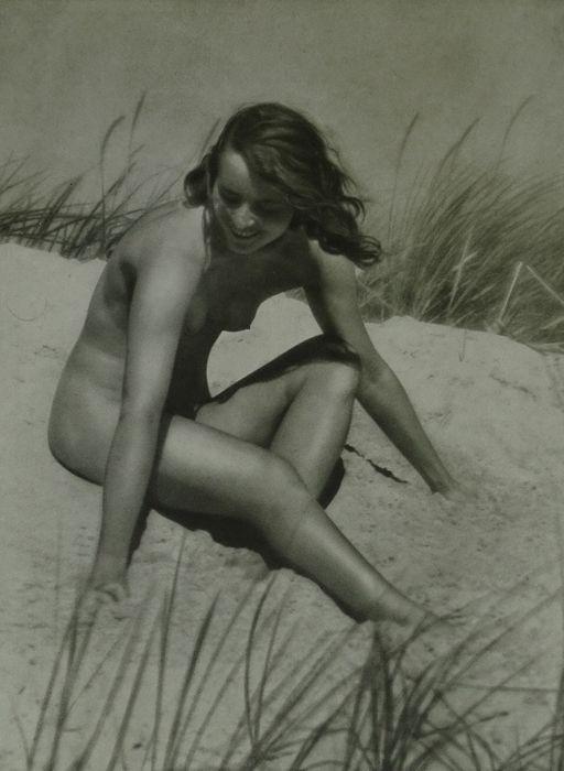 Bruno Schulz, Nude, 1938
