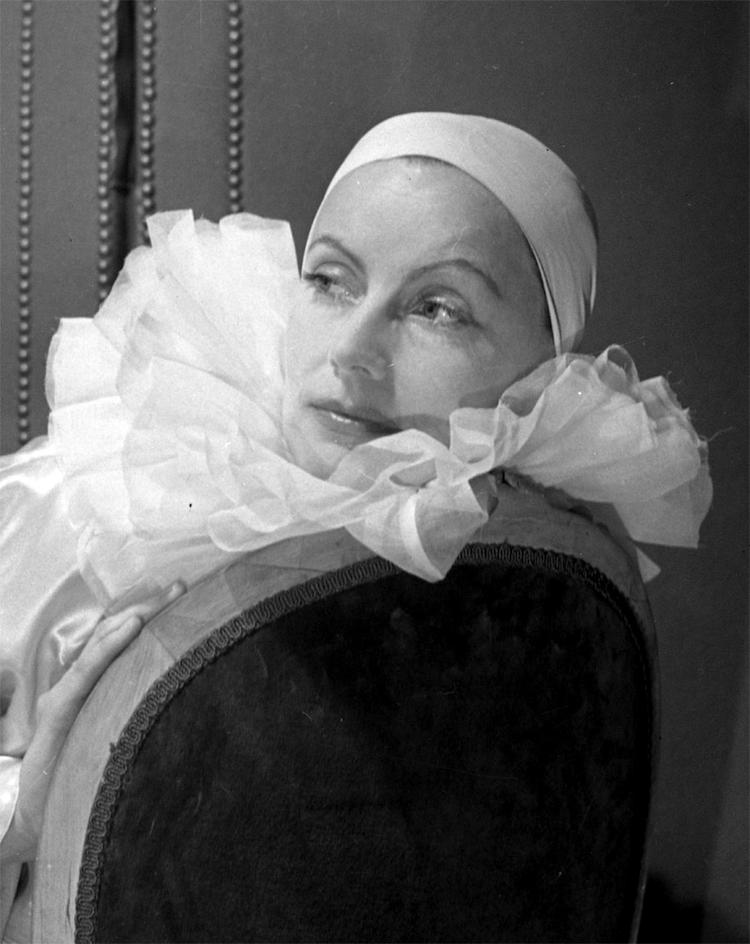 Greta Garbo, Plaza Hotel, New York, 1946. Foto: Cecil Beaton. ©The Cecil Beaton Studio Archive at Sotheby's