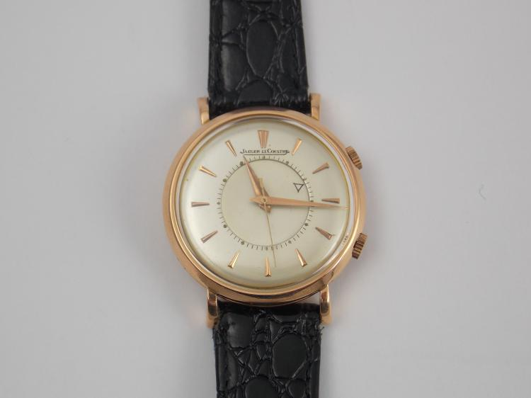 Reloj JAEGER LECOULTRE. Modelo vintage Memobox