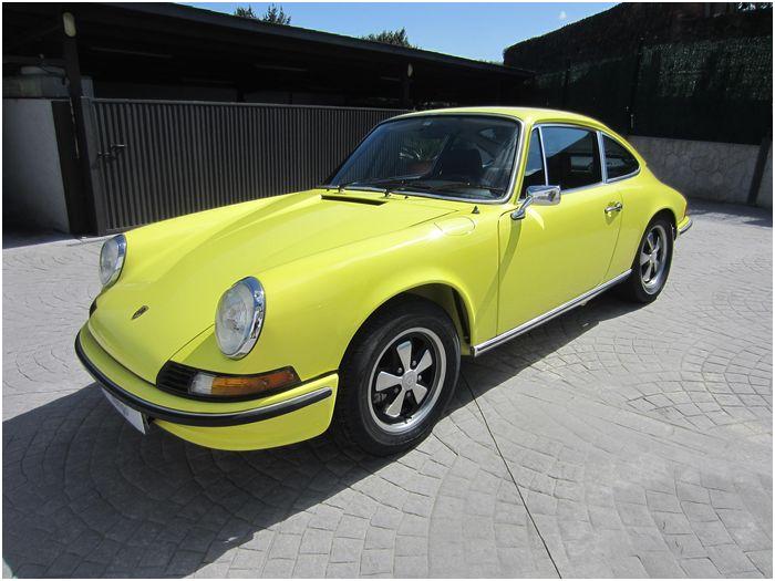 PORSCHE - 911 T - 1972. Utropspris: 1 - 1,3 miljoner kronor.