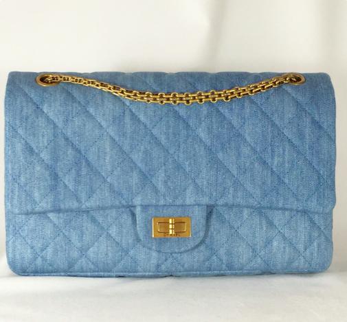 Chanel 2.55 Double Flap Bag. Still In Fashion