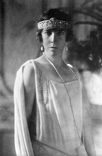 Herzogin Elisabeth Gabriele in Bayern, Königin der Belgier (1876-1965) Abb. via wikipedia.de