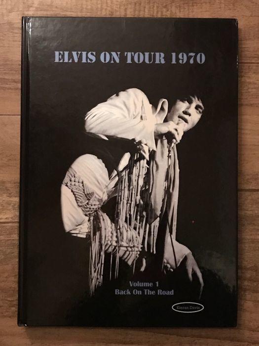 "Rare livre ""Elvis On Tour 1970 Volume 1"""
