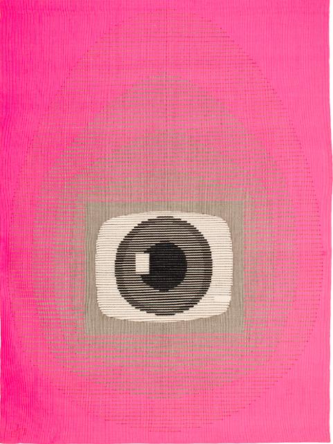 Tapisserie par Pierre Daquin La Vue Galerie Chevalier