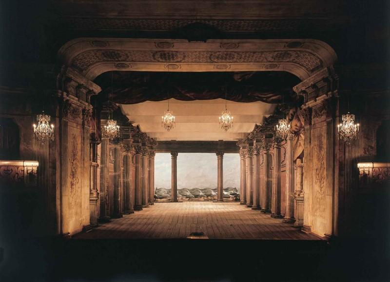 Scendekor_Drottningholms Slottsteater