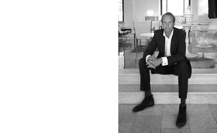 Pontus Silfverstolpe, Mitbegründer von Barnebys und Head of Content