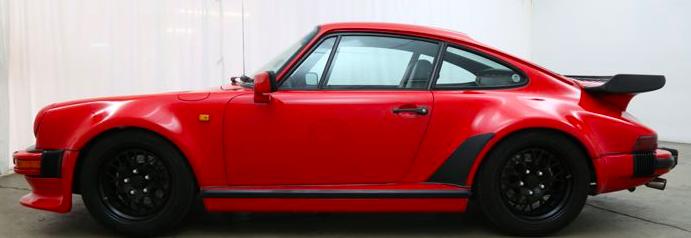 Porsche - 930 Turbo - 1984