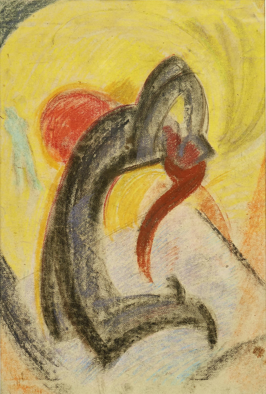 Eric Johansson, expressionism