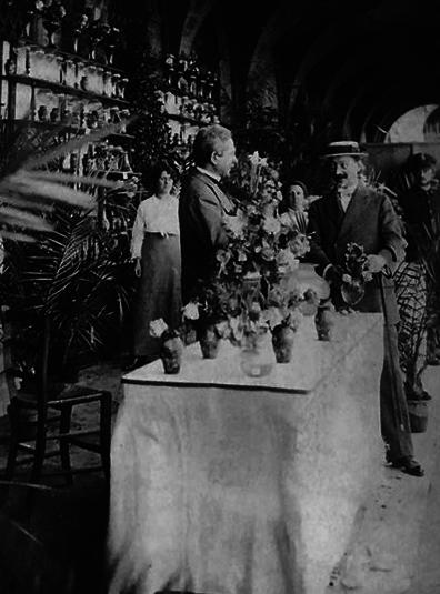 Giuseppe Barovier år 1914. Foto: Wright.