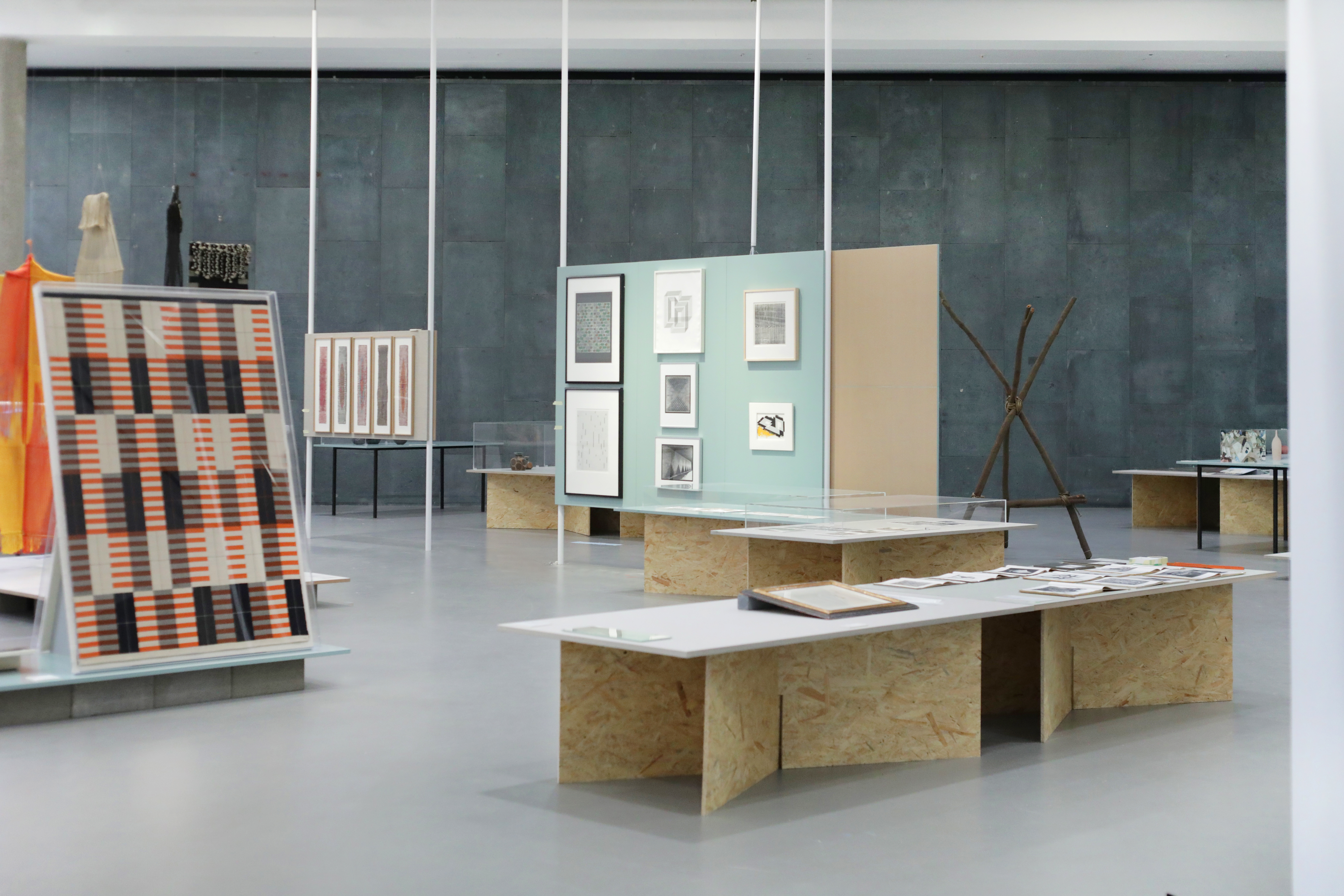 Bauhaus Imaginista at HKW © Silke Briel / HKW
