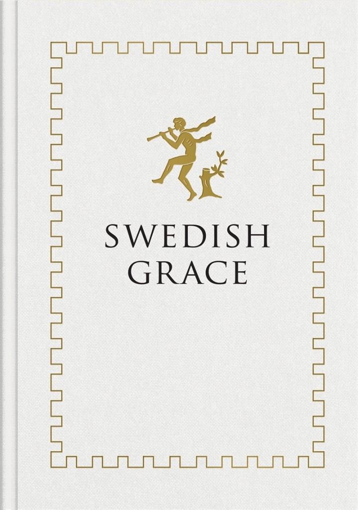 """Bokomslaget till """"årets julklapp"""" - Swedish Grace av"""