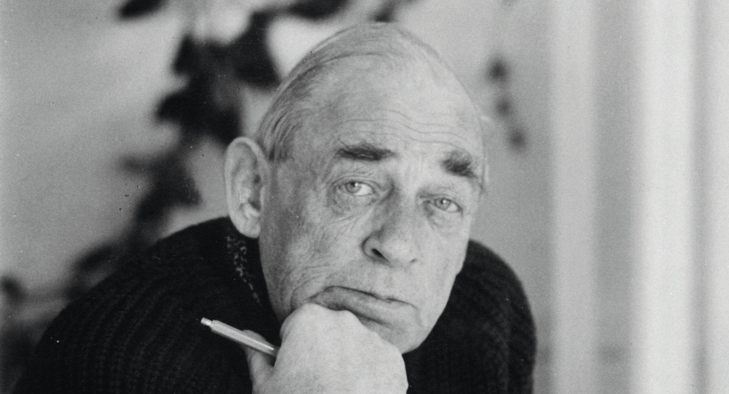 Alvar Aalto. Foto: Artek.
