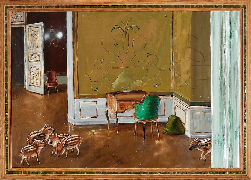 """Ernst Billgren """"Premiär"""" 2006, för IKEA."""