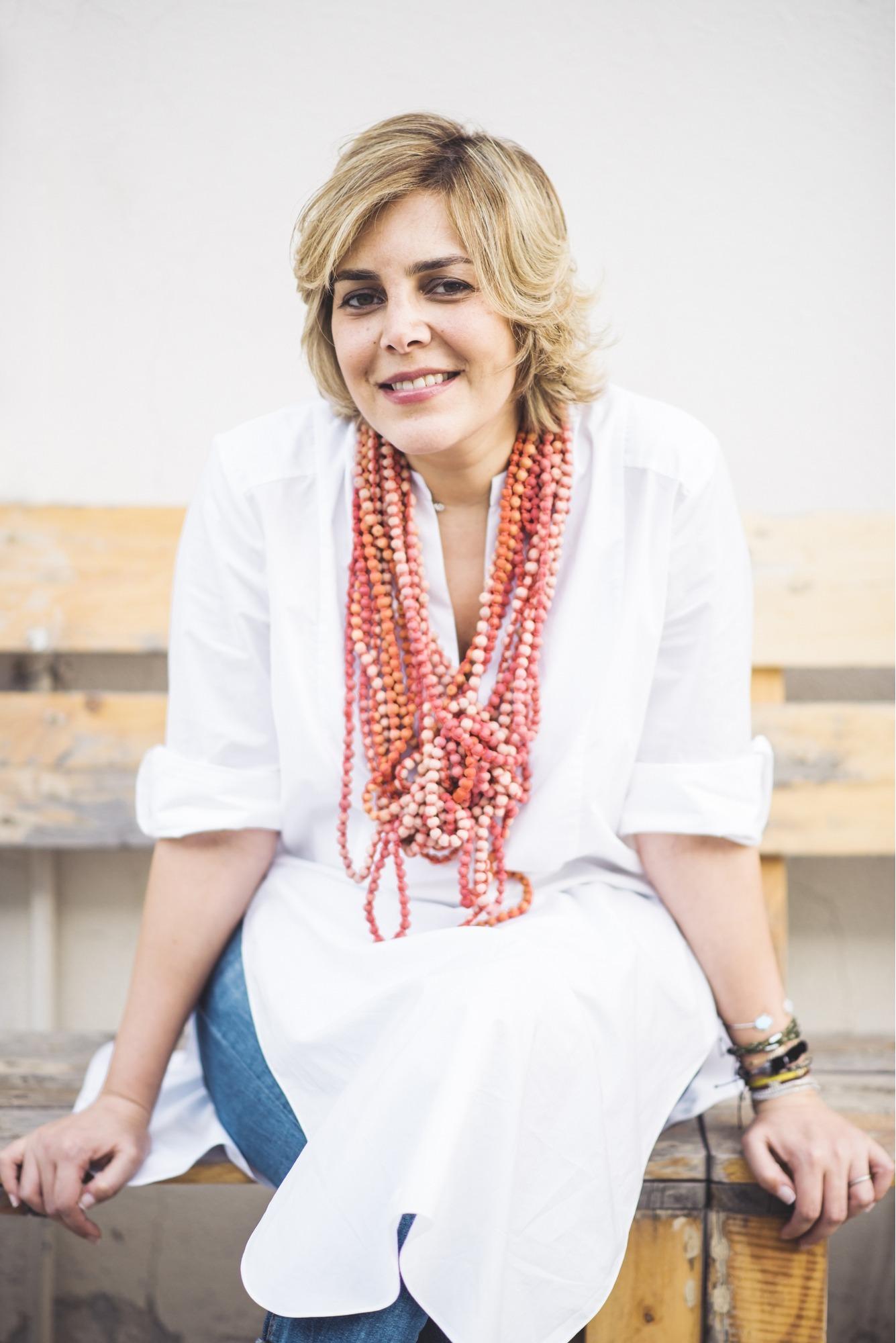 Director of Art Dubai Myrna Ayad Image via arsgratiaartis.eu