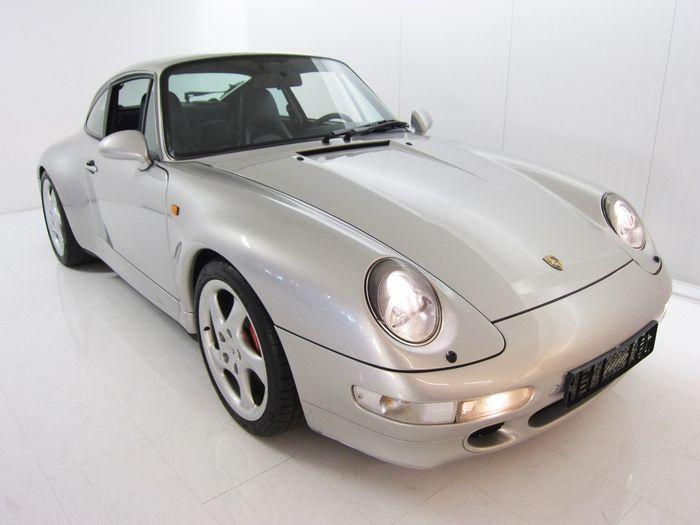 PORSCHE - 993 Carrera 4S (1997). Precio estimado: 115.000-149.500 €