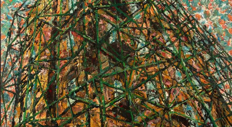 AYMAN BAALBAKI. L'Armonial, 2011. Sold for $169,362. Bonhams