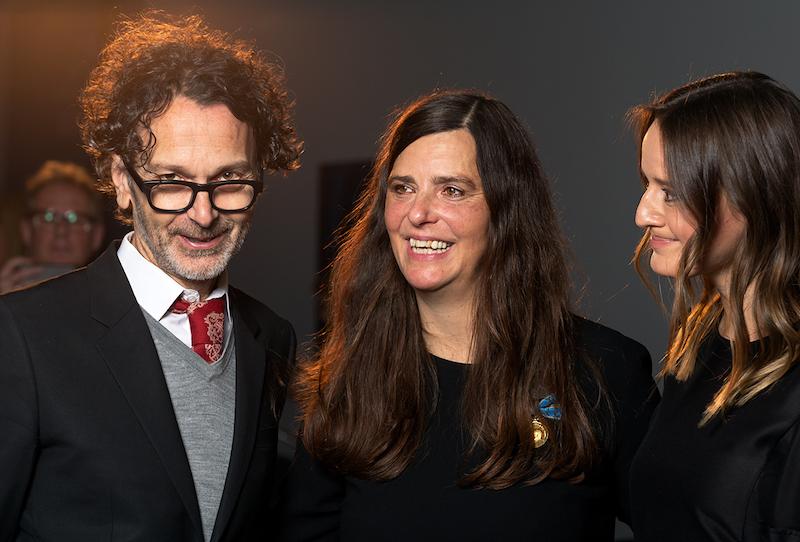 Paul Graham, Rineke Dijkstra, vinnare av årets Hasselblad Award och Dragana Vujanovic, Chefsintendent Hasselblad