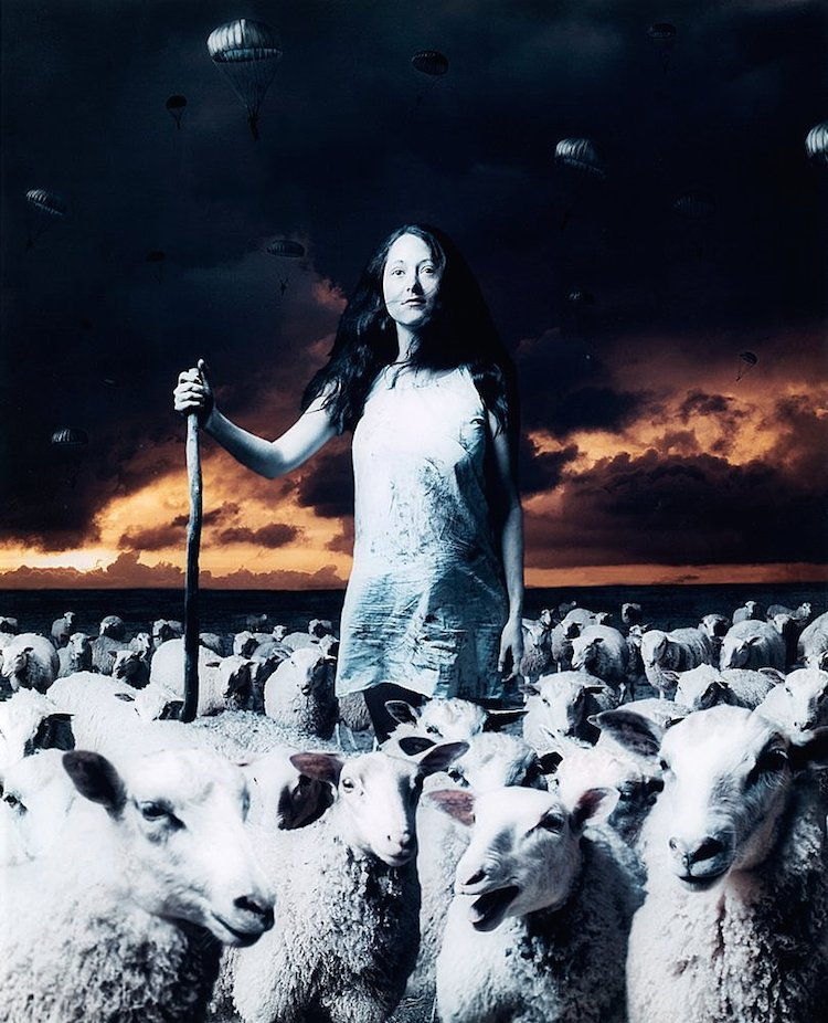 "Helena Blomqvist ""The Shepherd"" 2005."
