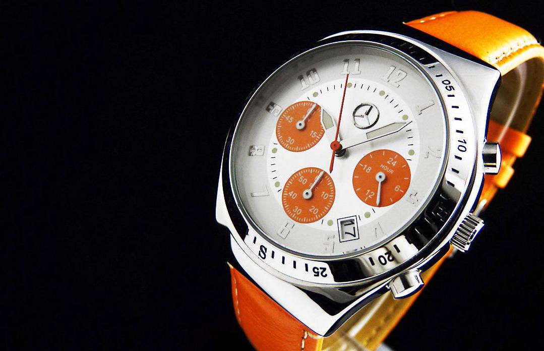Mercedes Benz Daimler Chronograph, image ©Catawiki