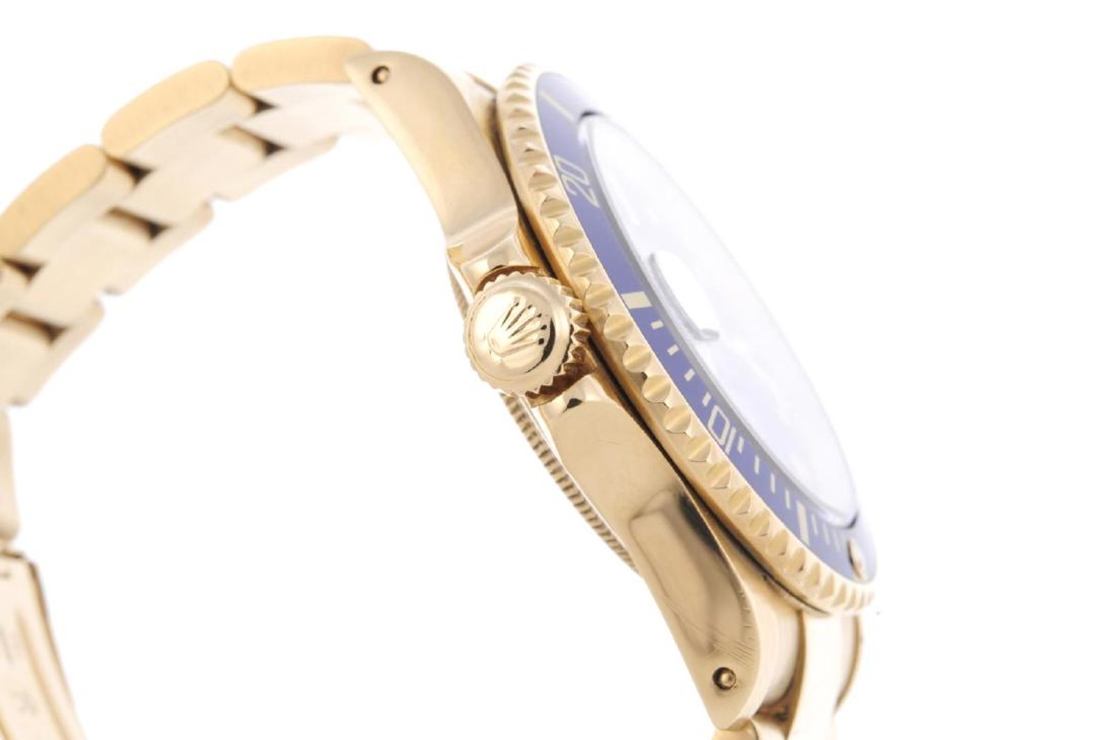 Rolex a very rare gentleman's 18ct yellow gold Oyster Perpetual