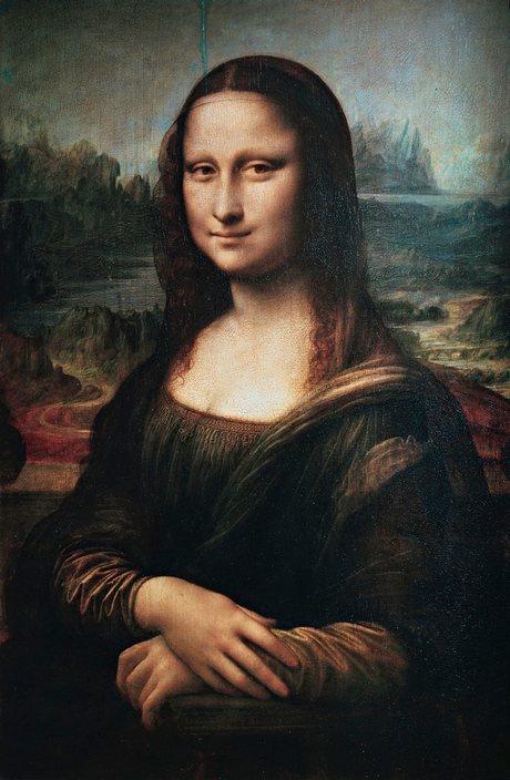 Leonardo da Vinci, Mona Lisa (cirka 1503-06)
