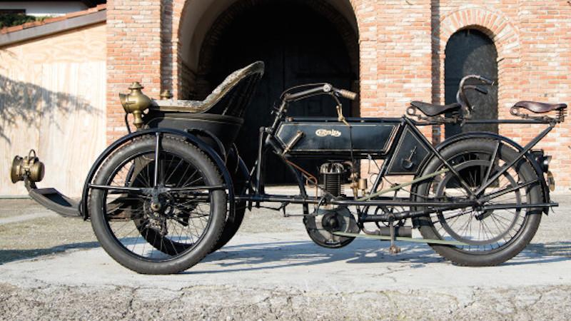 1903 Chater-Lea Forecar 600