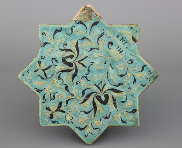 Céramique en turquoise RM Auctions