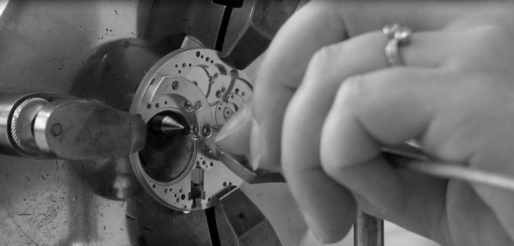 Aujourd'hui encore, Patek Philippe respecte les techniques artisanales, les traditions et le savoir-faire acquis au fil des ans
