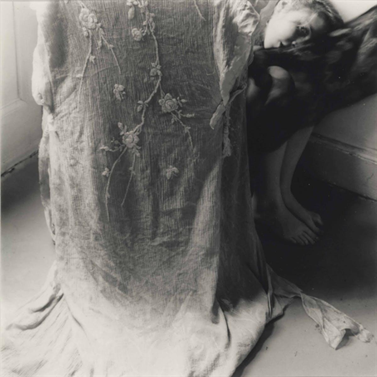 Francesca Woodman, obetitlat självporträtt, år 1979. Foto: Christie's.