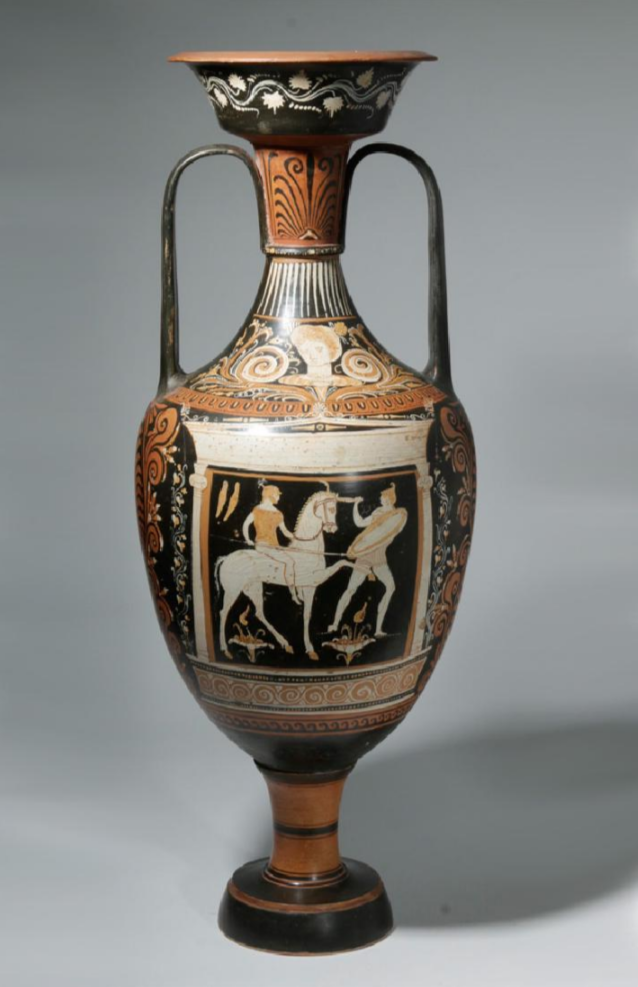 Apulian red-figure amphora