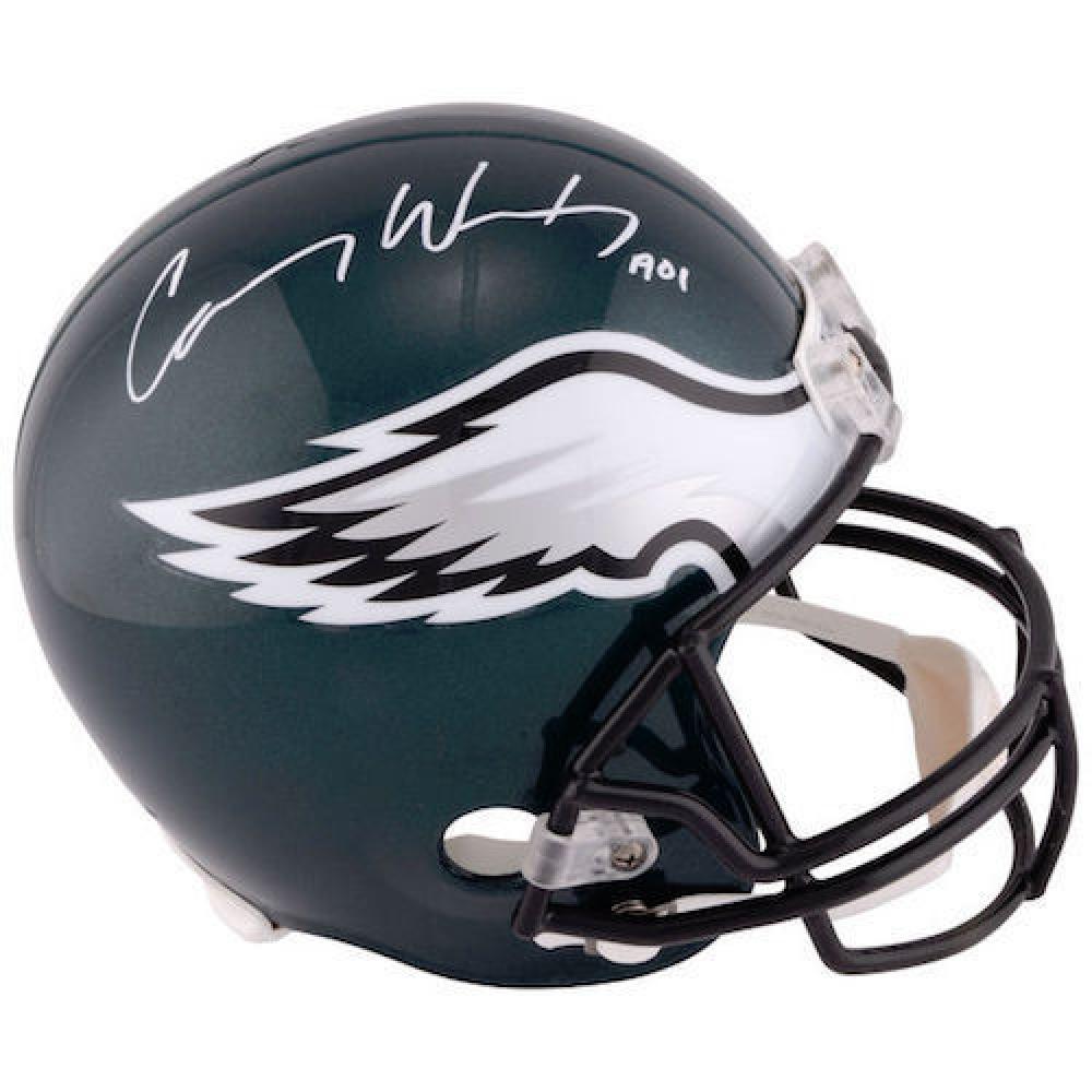 main_1514476380-Carson-Wentz-Signed-Eagles-Full-Size-Helmet-Inscribed-A01-Fanatics-PristineAuction.com