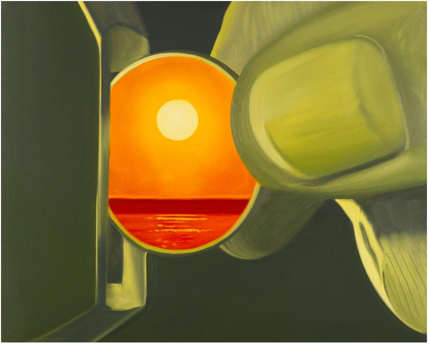 JAMES ROSENQUIST. Utrop: 1 230 000 SEK. Sotheby's. (Klicka på bilden för att komma till auktion).