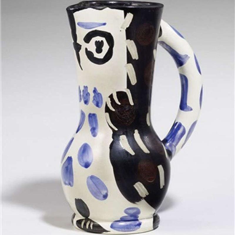 Le Hibou vase