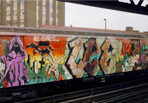 Werk des Street Artist Lee | Foto: fatcap
