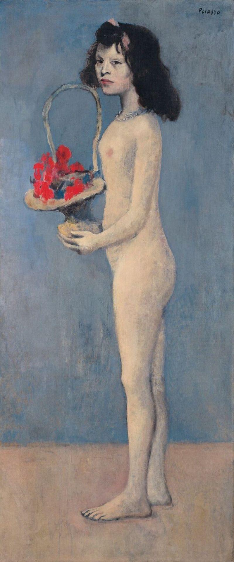 Världens näst dyraste Picasso-målning som klubbats på auktion
