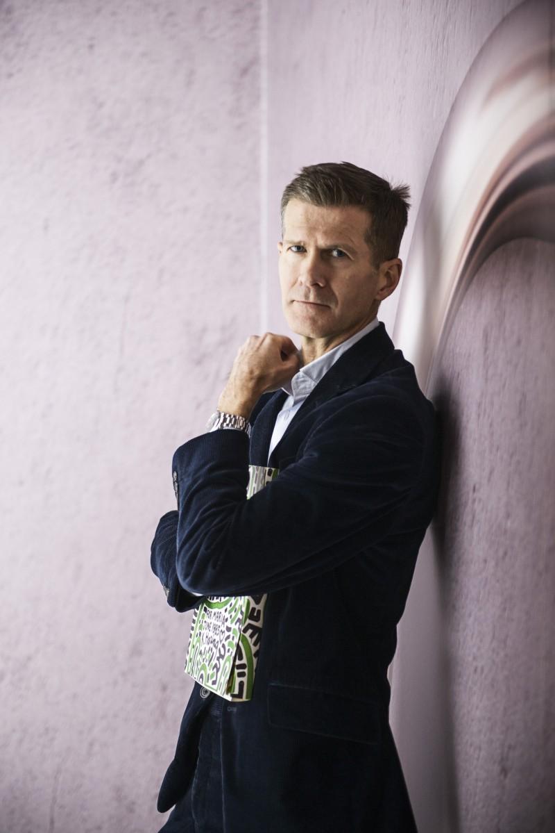 Magnus af Petersen. FotoPetter Cohen.