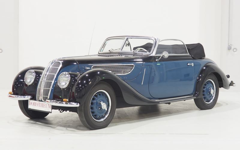 1939 BMW 327/28 Sport-Kabriolett