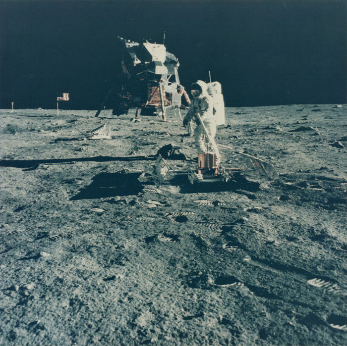 NASA - Apollo 11, Buzz Aldrin, 1969